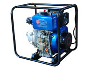 kualitas baik Mesin Diesel Air Cooled & 1.5 Inch High Pressure Water Pump For Agricultural Irrigation / Drainage Dijual